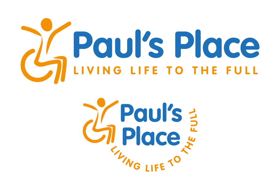 Paul's Place new logo's and brand