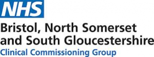 NHS Bristol, North Somerset and South Gloucestershire CCG Logo